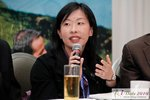 Violet Lim Lunch Actually Internet Dating Confernece iDate2010 Beverly Hills Final Panel Beer Session
