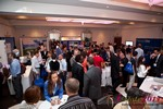 Exhibit Hall at the June 22-24, 2011 California Internet and Mobile Dating Industry Conference