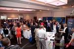 Exhibit Hall at the 2011 Internet Dating Industry Conference in California