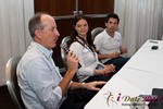 Mobile Dating Panel (Brendan O'Kane, Raluca Meyer & Joel Simkhai) at the June 22-24, 2011 Dating Industry Conference in California