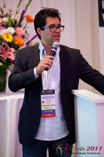 Tai Lopez (CEO of DatingHype.com) at iDate2011 California