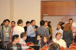Networking During Final Panel
