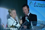 Julie Ferman - Cupid's Coach/eLove - Winner of Best Matchmaker 2012 at the 2012 iDateAwards Ceremony in Miami