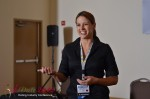 Rachael DeAlto - CEO - Flipme at the January 23-30, 2012 Internet Dating Super Conference in Miami