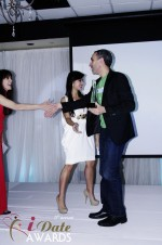 Sam Yagan - OKCupid - Winner of Best Dating Site Design 2012 at the 2012 iDateAwards Ceremony in Miami