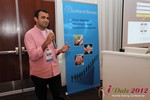 Dwipal Desai (CEO of TheIceBreak.com) at iDate2012 Los Angeles