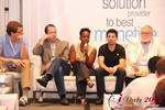 Robinne Burrell (VP at Match.com) during the Final Panel at the June 20-22, 2012 Los Angeles Internet and Mobile Dating Industry Conference