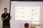 Joshua Wexelbaum (CEO of LeadsMob) at the June 20-22, 2012 Los Angeles Internet and Mobile Dating Industry Conference