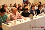Audience during the state of the mobile dating industry  at iDate2012 Los Angeles