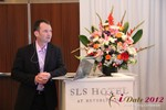 Mark Brooks (CEO of Courtland Brooks) at the 2012 Los Angeles Mobile Dating Summit and Convention