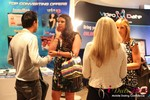 Exhibit Hall at the June 20-22, 2012 Mobile Dating Industry Conference in Los Angeles