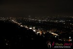 View from the Big Party in Hollywood Hills at the June 20-22, 2012 Mobile Dating Industry Conference in Los Angeles