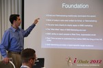 Peter McGreevy covers Laws of SMS Marketing at the 2012 Los Angeles Mobile Dating Summit and Convention