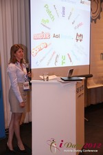 Amanda Mills (Director of Product at AOL Mobile) at iDate2012 Los Angeles
