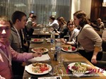 Lunch at the October 25-26, 2012 Russia Online and Mobile Dating Industry Conference in Moscow