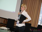 Catharina Jaschke (Regional Manager @ Be2) at the 35th iDate2013 Cologne convention