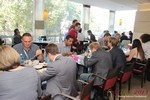 Lunch at iDate2013 Köln