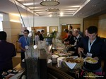 Lunch at the September 16-17, 2013 Cologne European Union Online and Mobile Dating Industry Conference