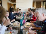 Lunch at the 2013 Cologne European Union Mobile and Internet Dating Summit and Convention
