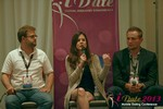 Dana Kanze - CEO of Moonit at the iDate Mobile Dating Business Executive Convention and Trade Show