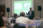 Jeremy Musighi - Virurl at the 2013 L.A. Mobile Dating Summit and Convention