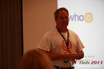 Lee Blaylock - Who@ at the 34th Mobile Dating Industry Conference in California