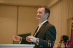 Mark Brooks - Publisher of Online Personals Watch at the 34th iDate Mobile Dating Industry Trade Show