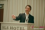 Mike Polner - Apsalar at the 34th iDate Mobile Dating Industry Trade Show