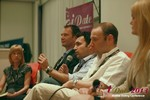 Mobile Dating Strategy Debate - Hosted by USA Today's Sharon Jayson at the 34th Mobile Dating Industry Conference in L.A.