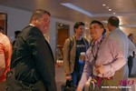 Networking at the 2013 Internet and Mobile Dating Industry Conference in California