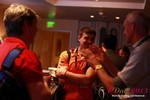 Networking at the June 5-7, 2013 L.A. Online and Mobile Dating Industry Conference
