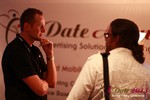 Networking at the 34th Mobile Dating Industry Conference in California