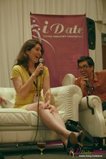 Tanya Fathers - on the Final Panel at the 34th Mobile Dating Industry Conference in California