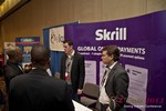 Skrill (Exhibitor) at the 2013 Internet Dating Super Conference in Las Vegas