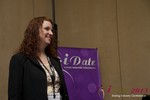 Melanie Gorman (SVP at YourTango) at the January 16-19, 2013 Las Vegas Internet Dating Super Conference
