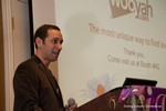 Mike Gregory (CEO of Wooyah) at the CEO Therapy session at the 2013 Las Vegas Digital Dating Conference and Internet Dating Industry Event