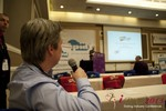 Wooyah gets advice at the CEO Therapy Session at the January 16-19, 2013 Las Vegas Internet Dating Super Conference