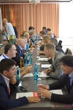 Speed Networking Among Dating Industry Executives  at the 2014 Köln European Mobile and Internet Dating Expo and Convention