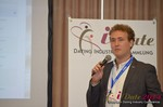 Dennis Hooijenga, Channel Manager at Daisycon on Affiliate Marketing for Dating  at iDate2014 Köln