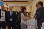 Exhibit Hall  at the 11th Annual Euro iDate Mobile Dating Business Executive Convention and Trade Show