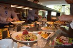 Lunch  at the 39th iDate2014 Cologne convention