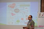 Stephan Armbruster, Sr. Consultant from Neo4J on Graph Technologies  at the 39th iDate2014 Cologne convention