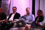 Mobile Dating Final Panel CEOs  at the 2014 Online and Mobile Dating Business Conference in Beverly Hills