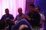 Mobile Dating Final Panel CEOs  at the 2014 Online and Mobile Dating Industry Conference in L.A.