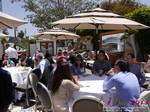 Lunch at the June 4-6, 2014 Mobile Dating Industry Conference in L.A.