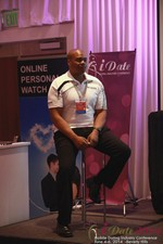 Nigel Williams, VP at Adxpansion On Best Strategies For Online Dating Conversions at the 38th iDate Mobile Dating Industry Trade Show