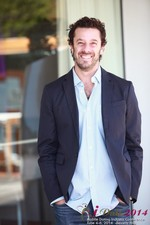 Brian Grushcow, Partner at Solving Mobile at the 2014 Online and Mobile Dating Business Conference in Beverly Hills