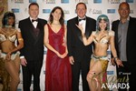 Dating Factory & RedHotPie Execs  at the 2014 iDateAwards Ceremony in Las Vegas held in Las Vegas