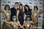 Luxury Excursions  at the 2014 iDateAwards Ceremony in Las Vegas