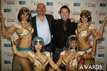 Sean Kelley & Michael O'Sullivan  in Las Vegas at the January 15, 2014 Internet Dating Industry Awards